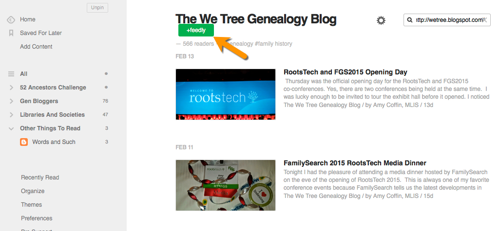 we-tree-feedly