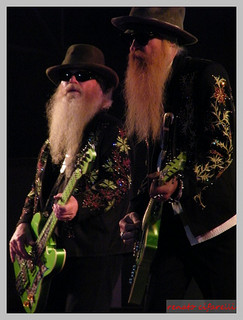 ZZ Top by Renato Cifarelli. Used under Creative Commons license.