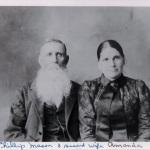 Amanda Wilson Lowers: A Raw-Boned Female (52 Ancestors #3)
