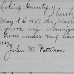 An Overlooked Couple: John Starkey and Mary Monroe (52 Ancestors #47 & 48)